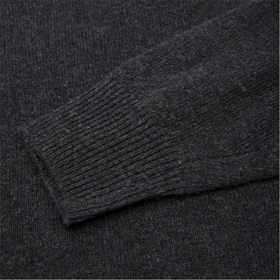 TRIESTE - Knitwear - Regular - CHARCOAL MEL. - 5
